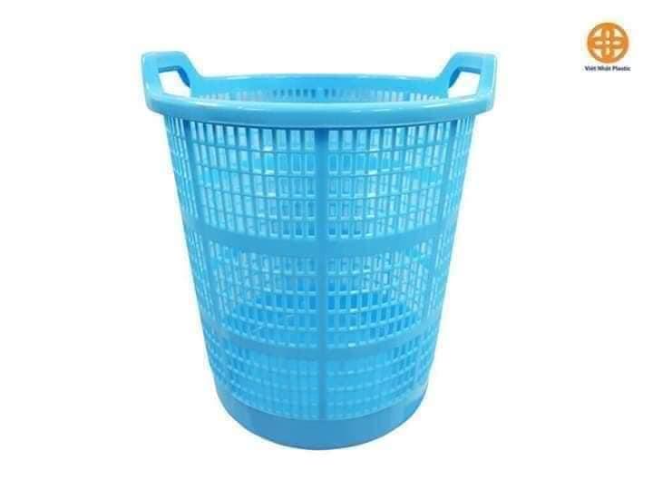 Sọt nhựa đựng đồ cỡ đại (ĐK 45cm x cao 47cm)