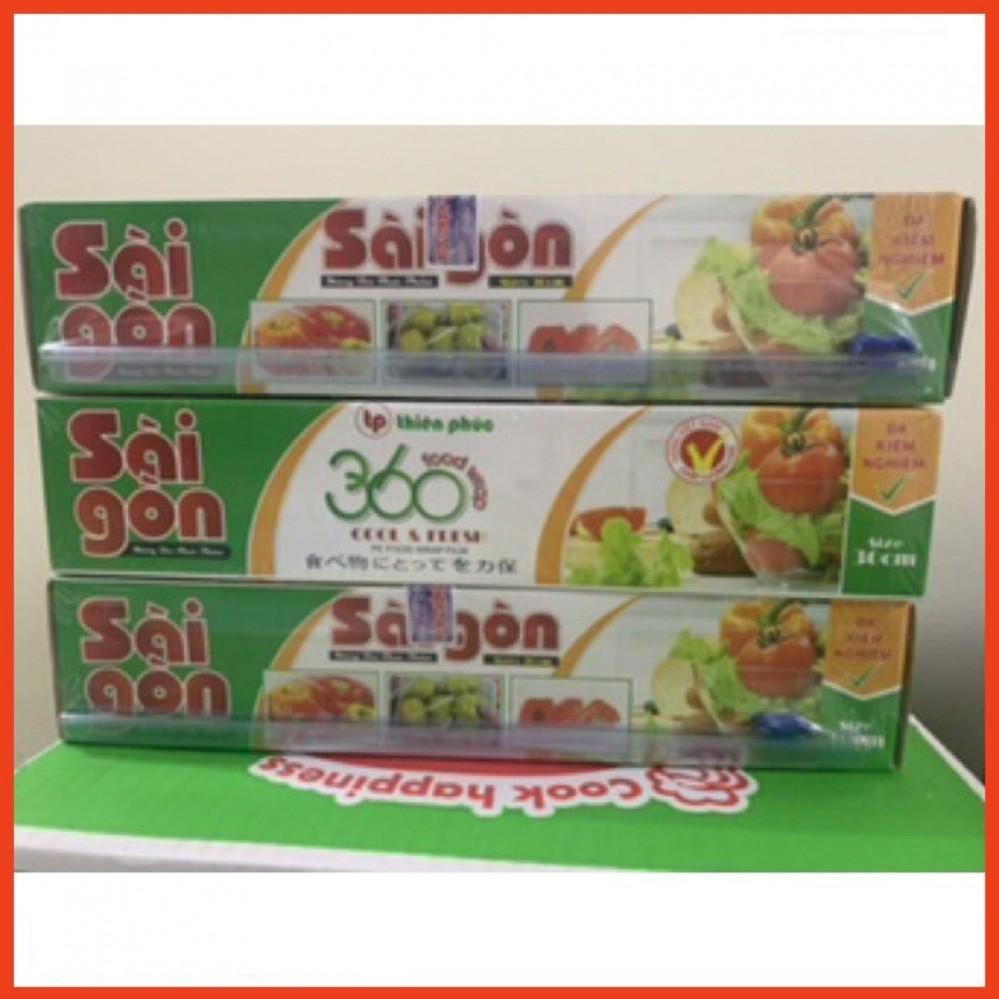 Màng bọc thực phẩm Sài Gòn 360