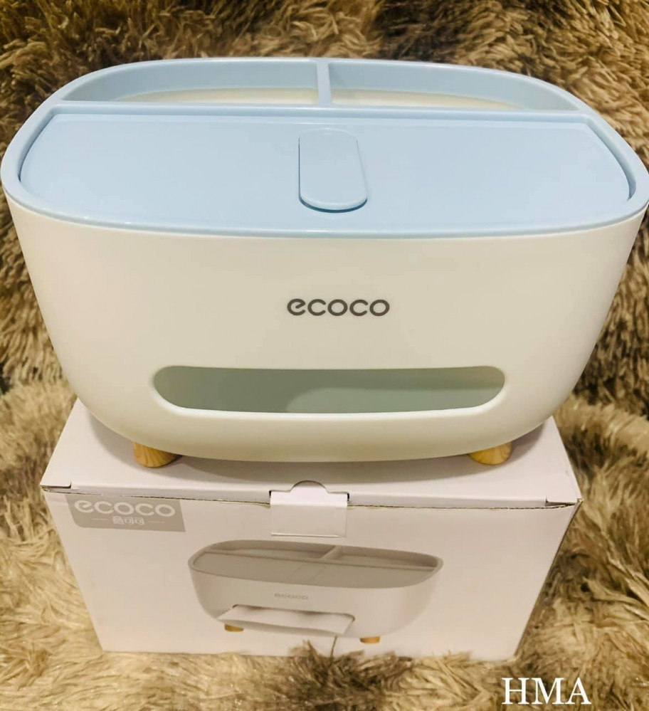 Hộp đựng giấy ăn đa năng Ecoco