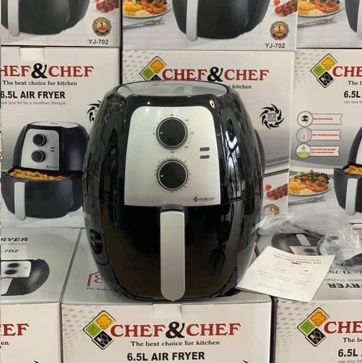 Nồi chiên không dầu Chef&chef 6,5L