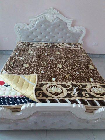 Thảm nỉ trải giường 1,2x1,9m Việt Nam