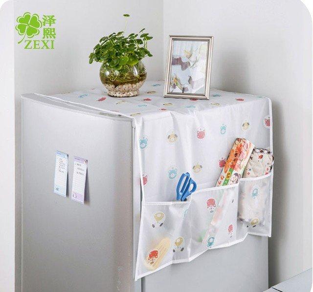 Tấm phủ tủ lạnh mẫu mới
