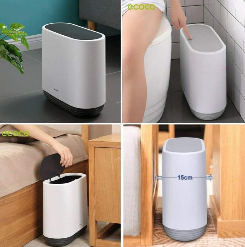 Thùng rác ecoco ngăn mùi