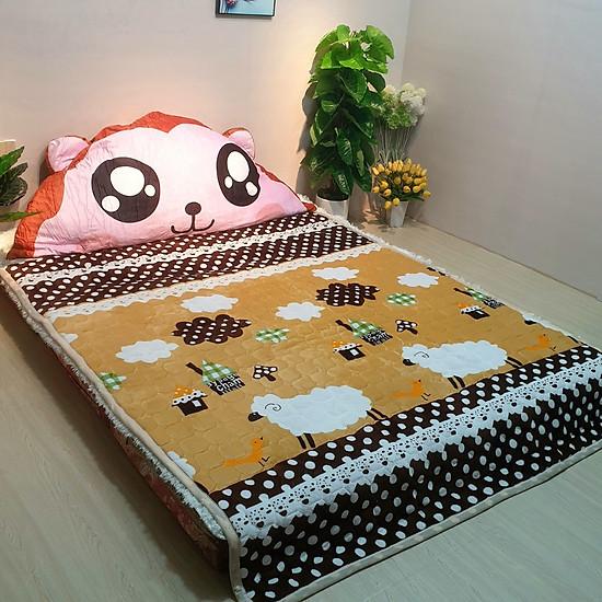 Thảm nỉ trải giường 1,6x2m (Việt Nam)