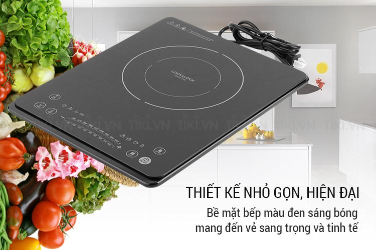 Bếp từ Lock&lock Super slim (quà KM Samsung) - 2000w