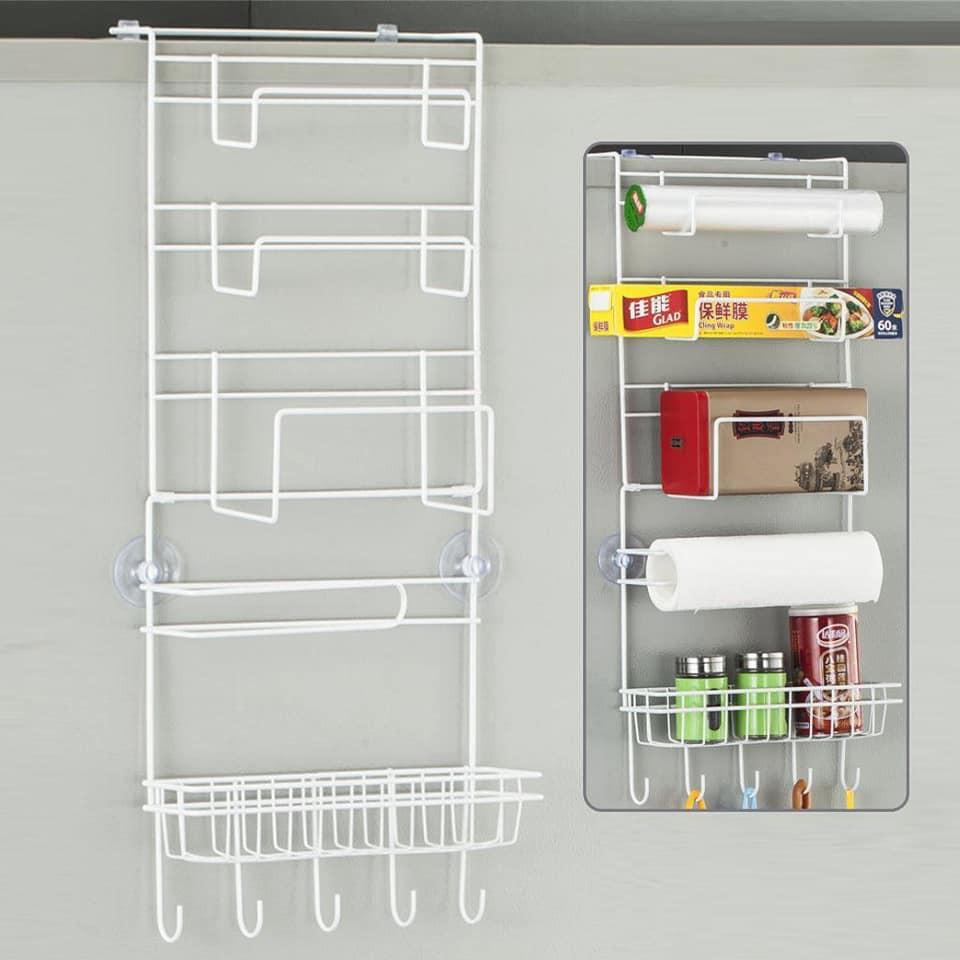 Giá treo cạnh tủ lạnh