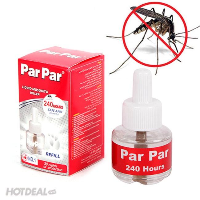 Tinh dầu đuổi muỗi Par Par