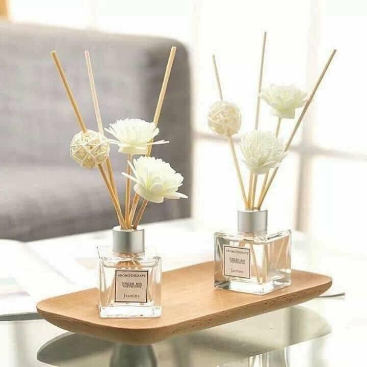 Lọ hoa tinh dầu thơm nhiều mùi