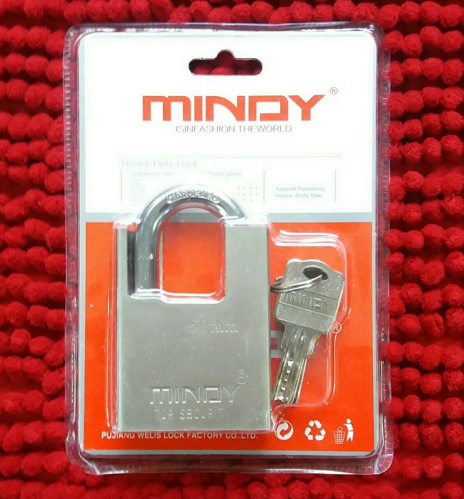 Khóa cửa Mindy cầu 60mm