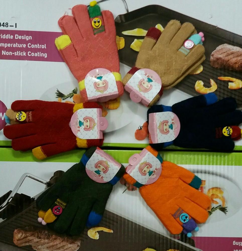 Găng tay len cho trẻ 1-3T