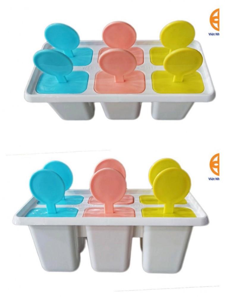 Bộ 6 khuôn kem Việt Nhật
