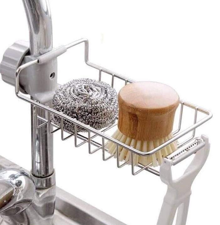 Giá lắp vòi bồn rửa bát