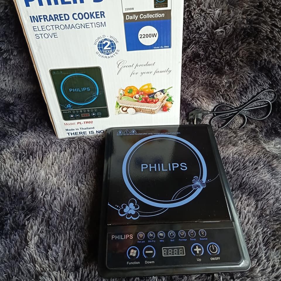 Bếp từ Philips TR-02 Thái Lan