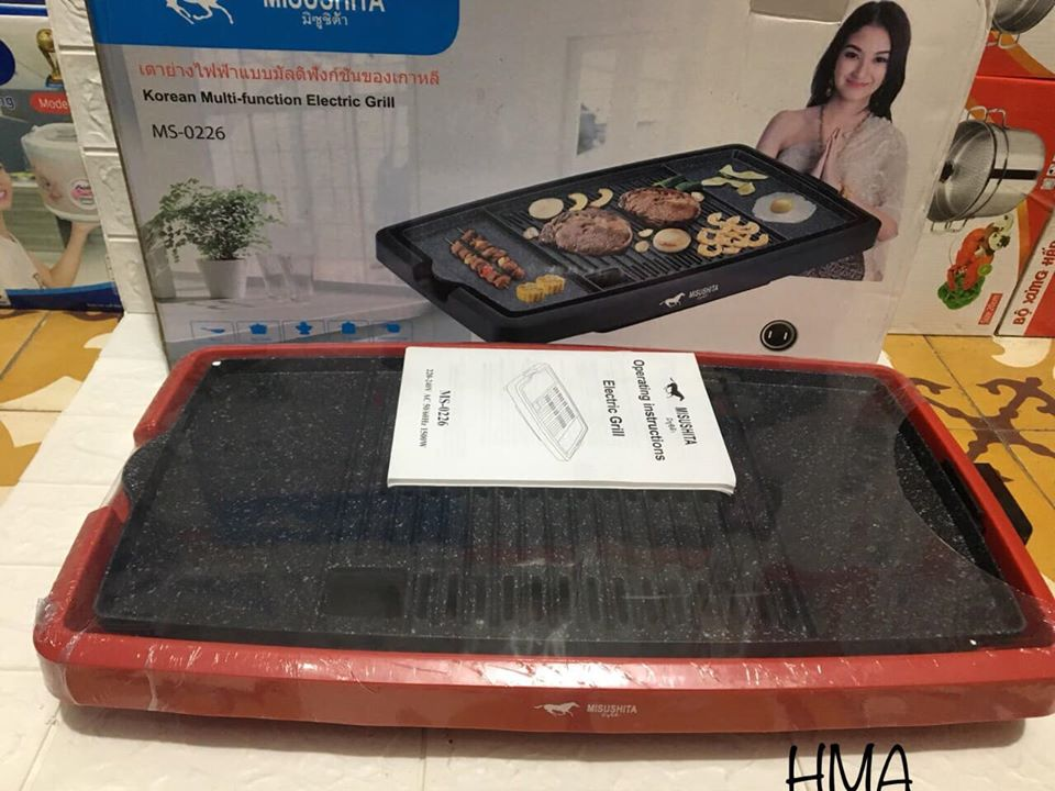 Khay nướng điện Misushita 0226