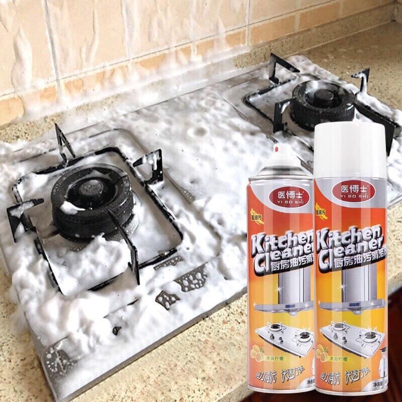 Chai xịt bếp Kitchen cleaner siêu sạch