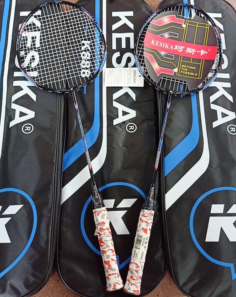 Bộ vợt cầu lông Kesika-888