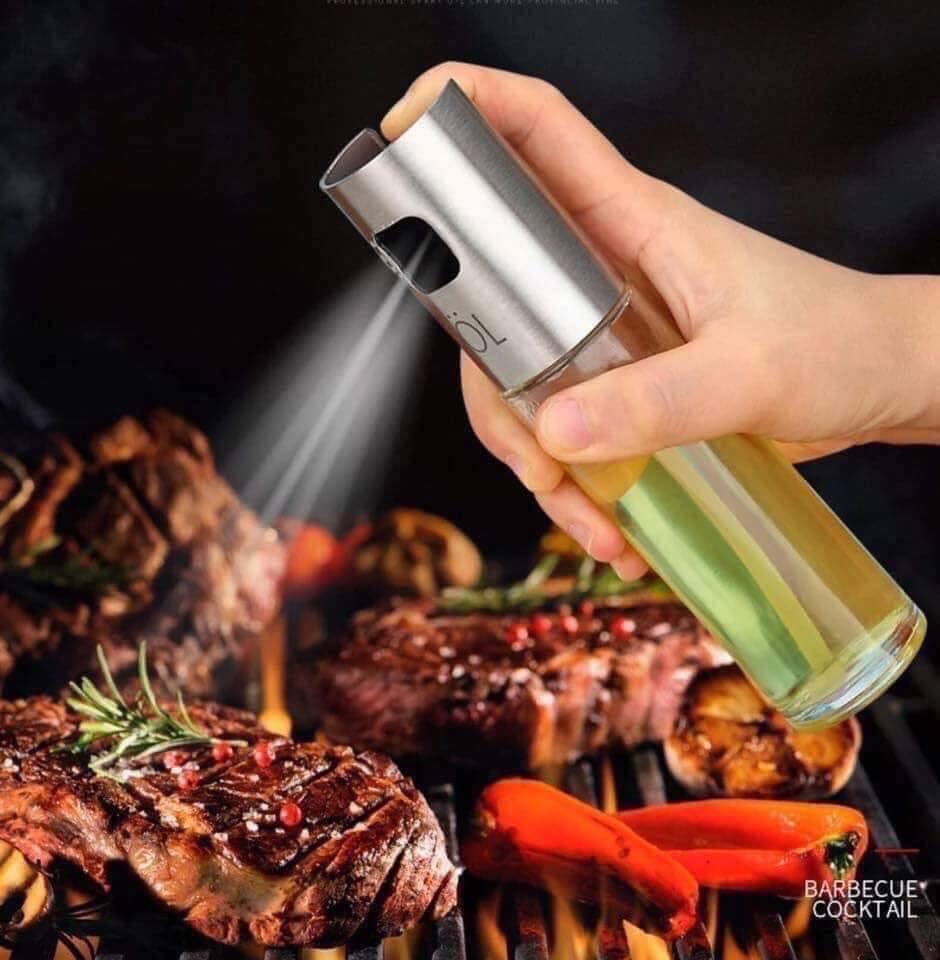Chai xịt dầu ăn 100ml