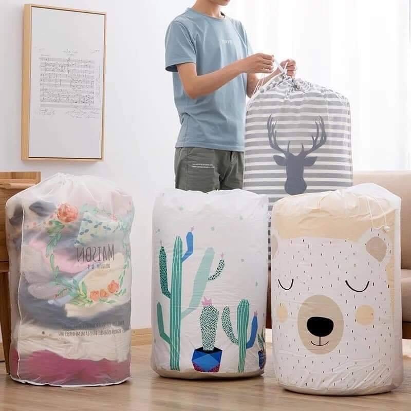 Túi đựng chăn màn tròn chống thấm