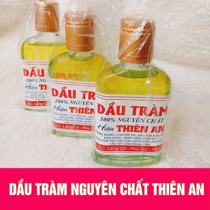 Tinh dầu tràm Thiên An - Tốt cho bà bầu và trẻ nhỏ