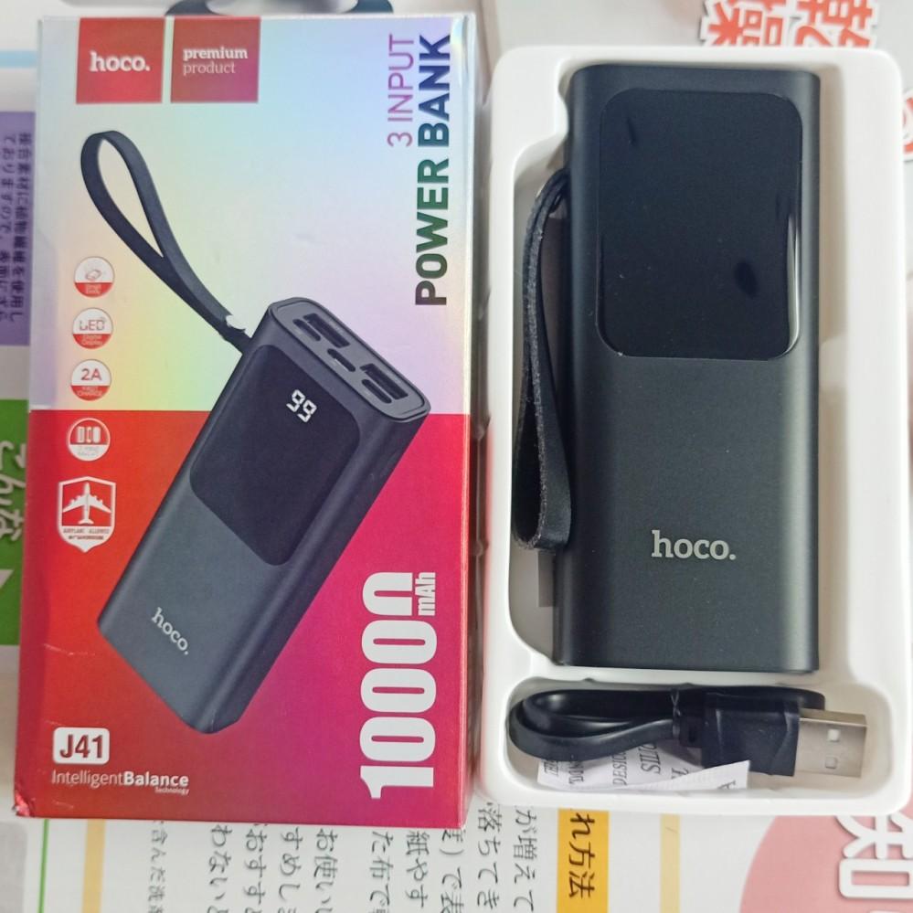 Pin sạc dự phòng Hoco J41 (10.000mah)
