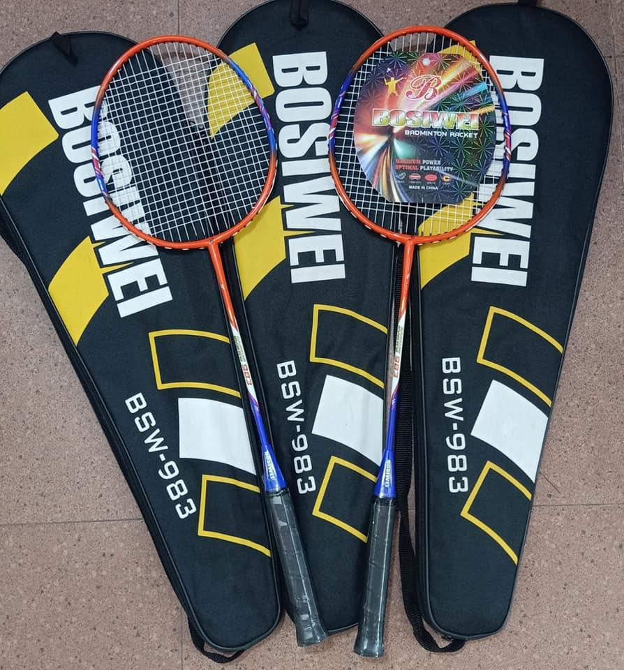 Bộ vợt cầu lông Bosiwei 983