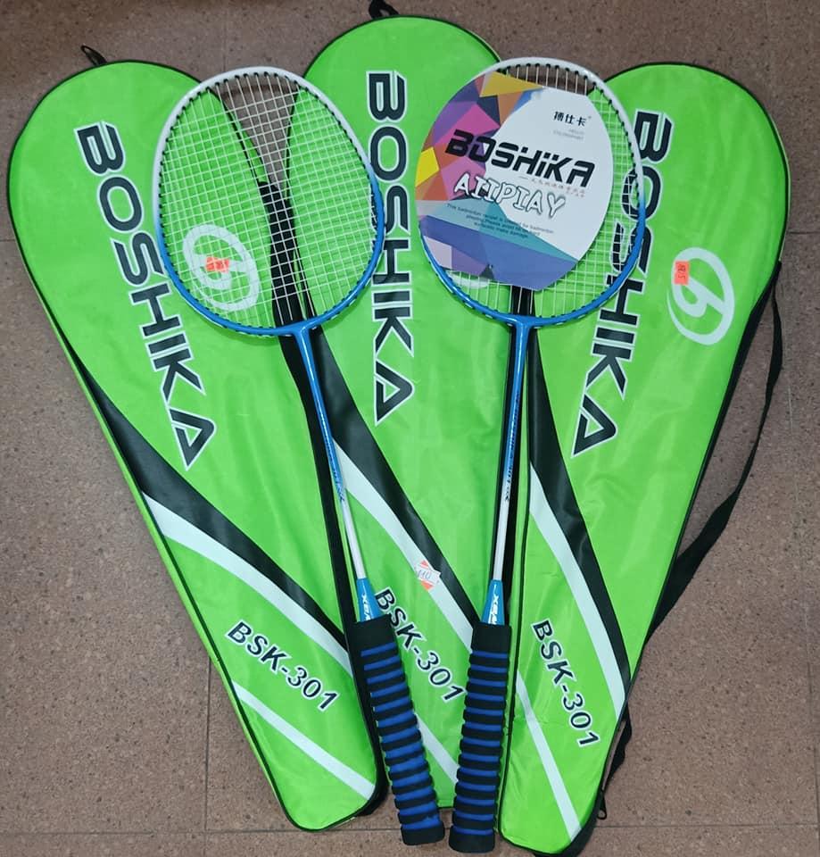 Bộ vợt cầu lông Boshika 301