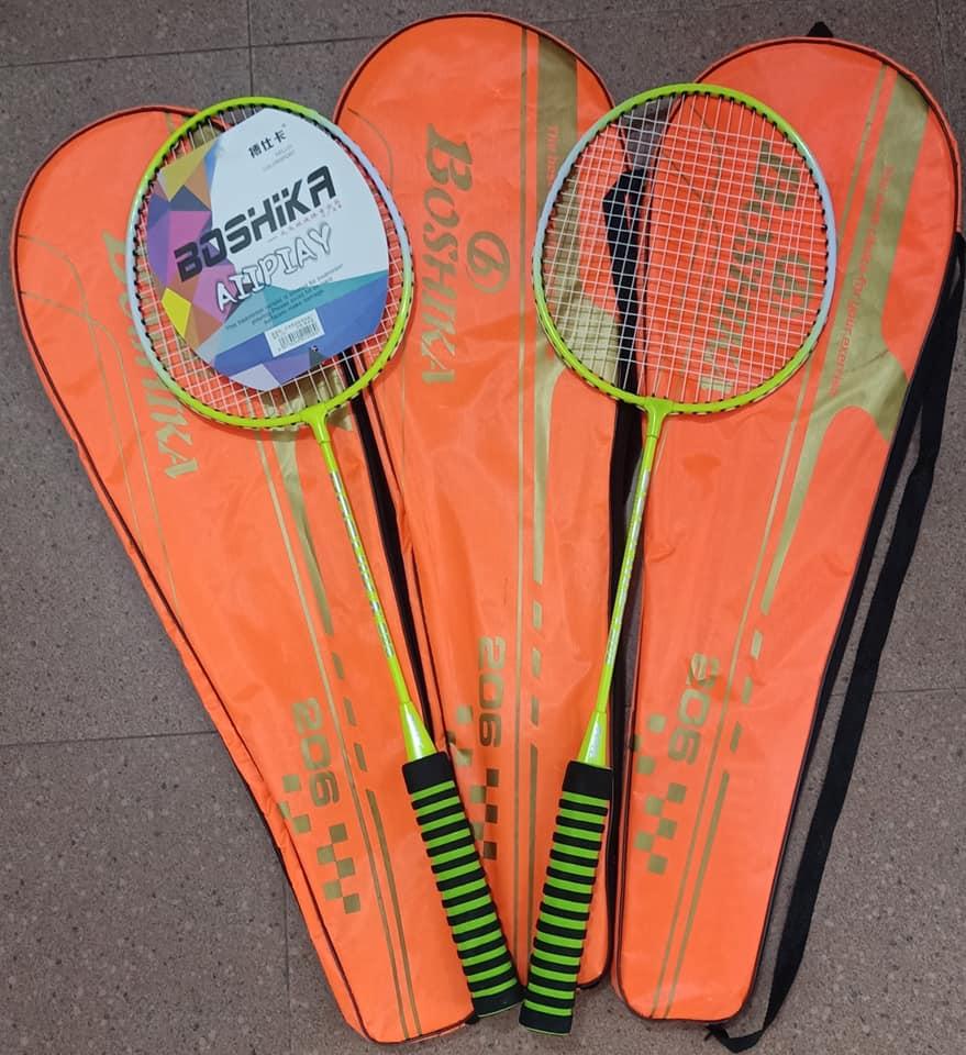 Bộ vợt cầu lông Boshika 206