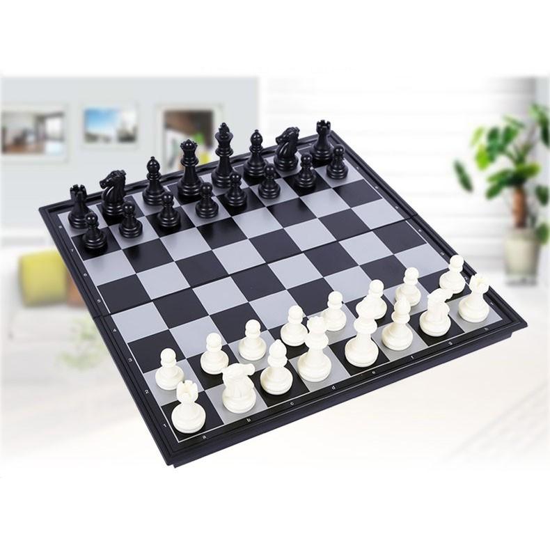 Bộ cờ vua nam châm cỡ to 38x38cm