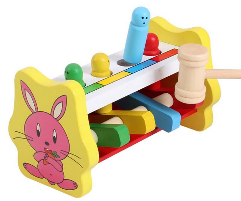 Đập chuột con thỏ