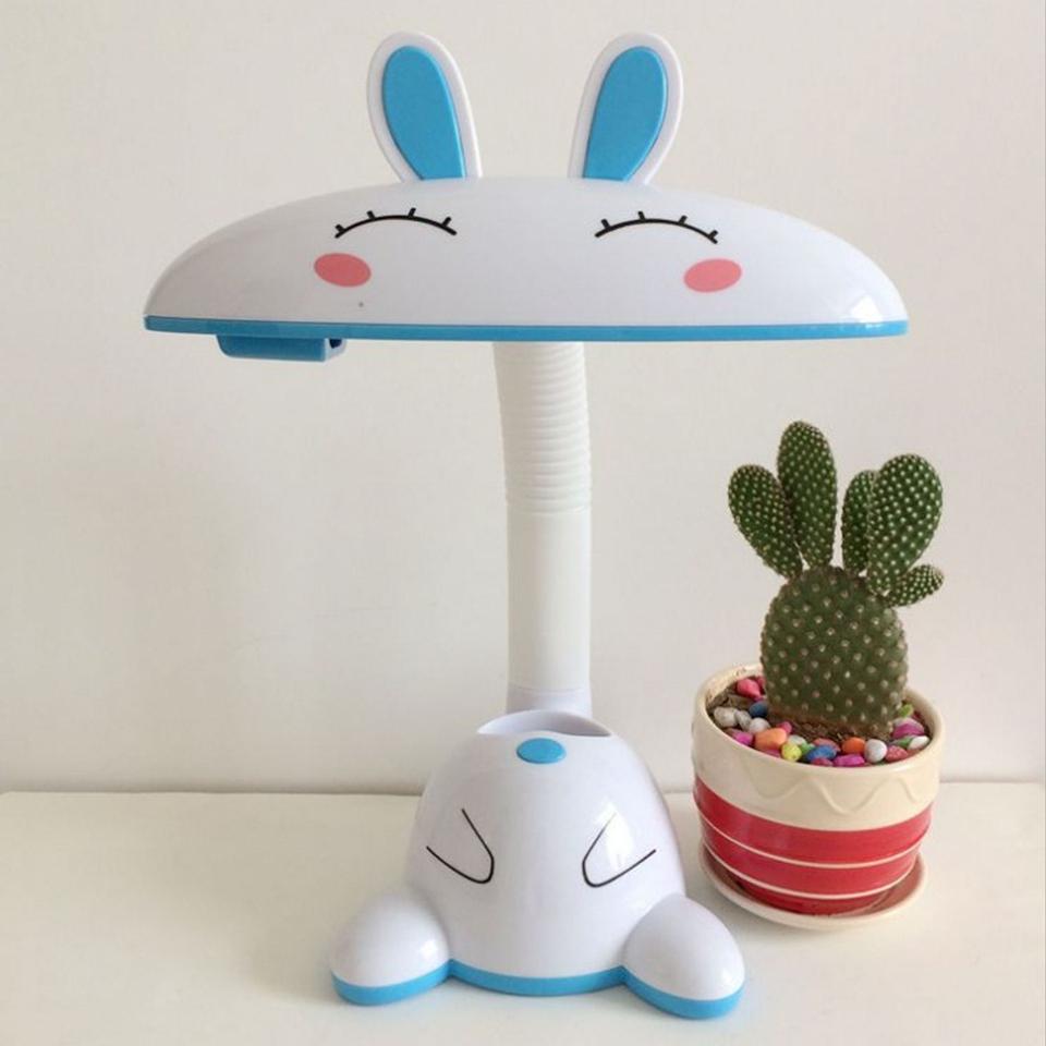 Đèn bàn học hình thỏ
