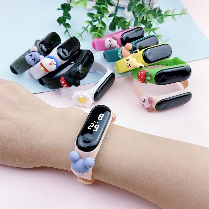 Đồng hồ điện tử kute (màn hình led)