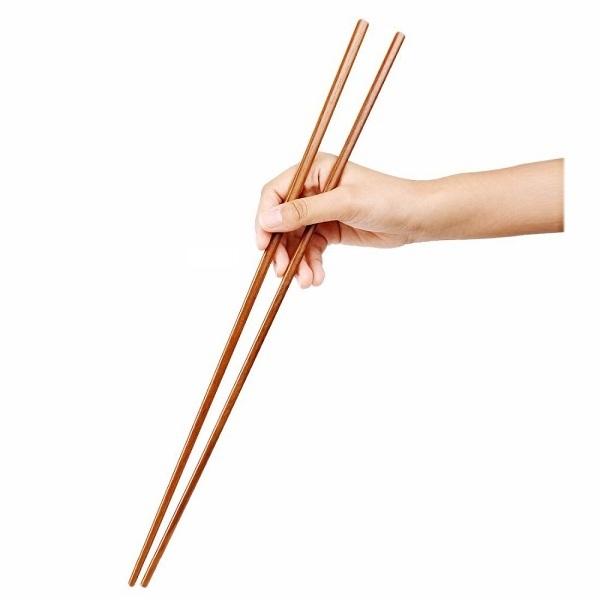 1 đôi đũa dừa dài 40cm (đũa xào)