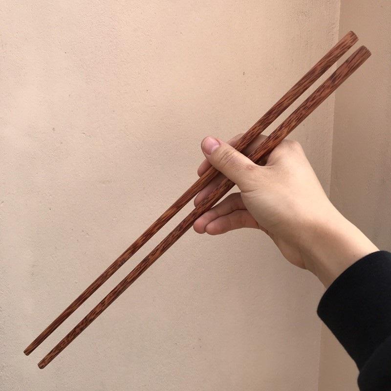 1 đôi đũa nấu - dừa dài 40cm (đũa xào)