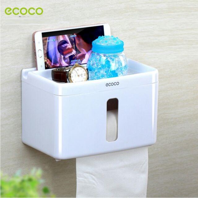 Hộp đựng giấy đa năng Ecoco (dán siêu chắc)