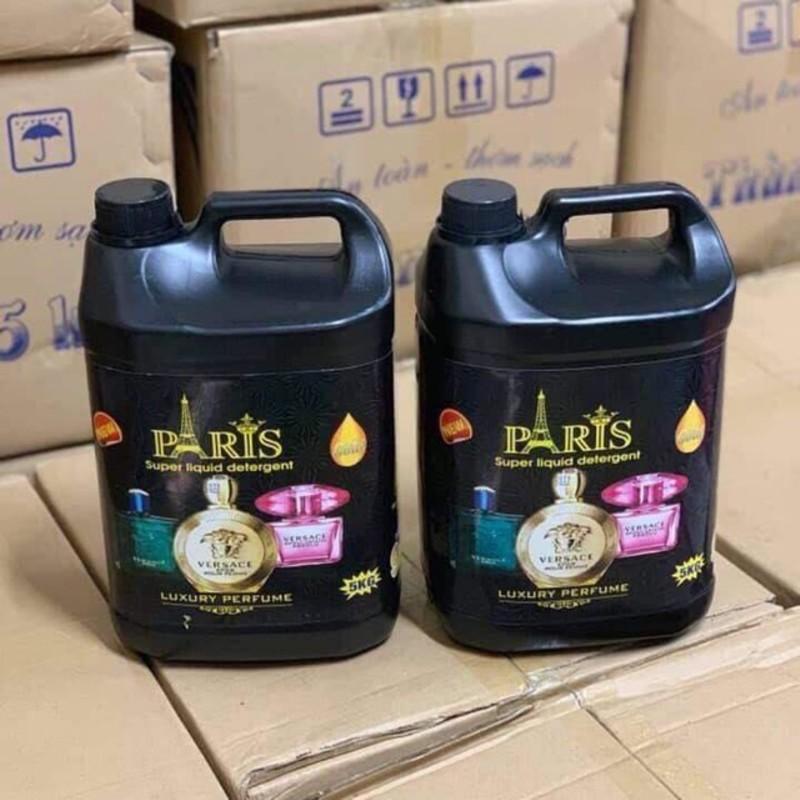 Nước giặt Paris hương nước hoa 5L
