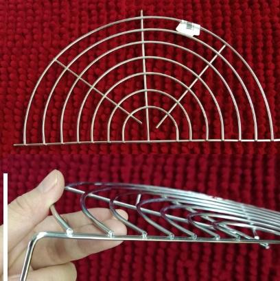 Vỉ gác chảo loại dầy (cho chảo dưới 30cm)