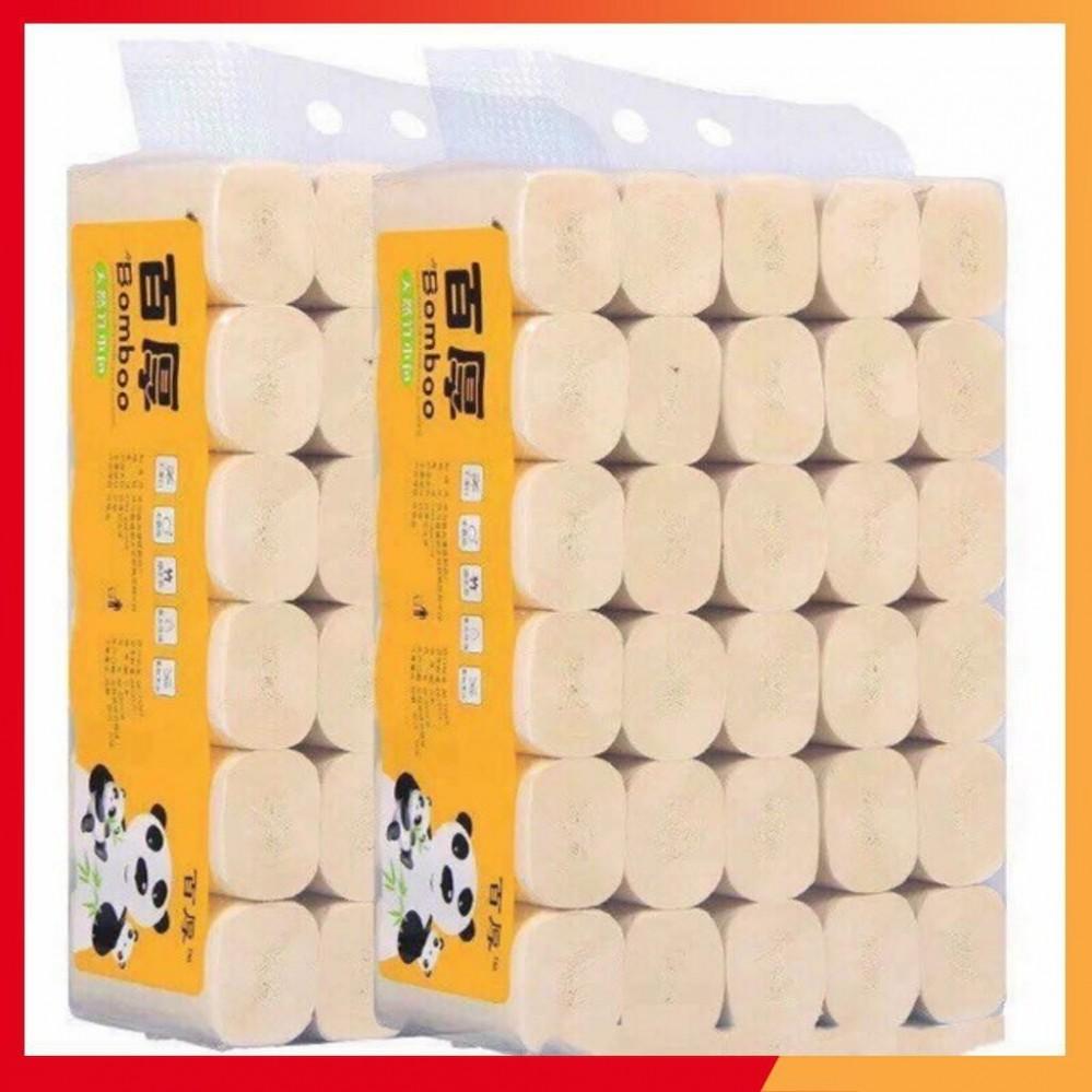 1 túi (36 cuộn) giấy sợi tre