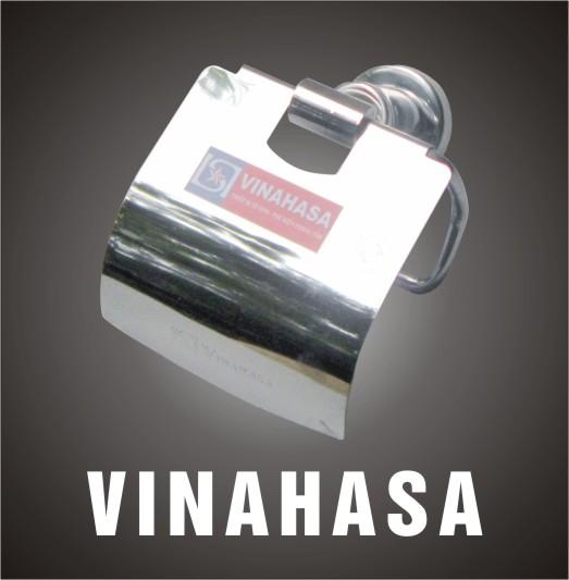Hộp đựng giấy vệ sinh inox Vinahasa LG02