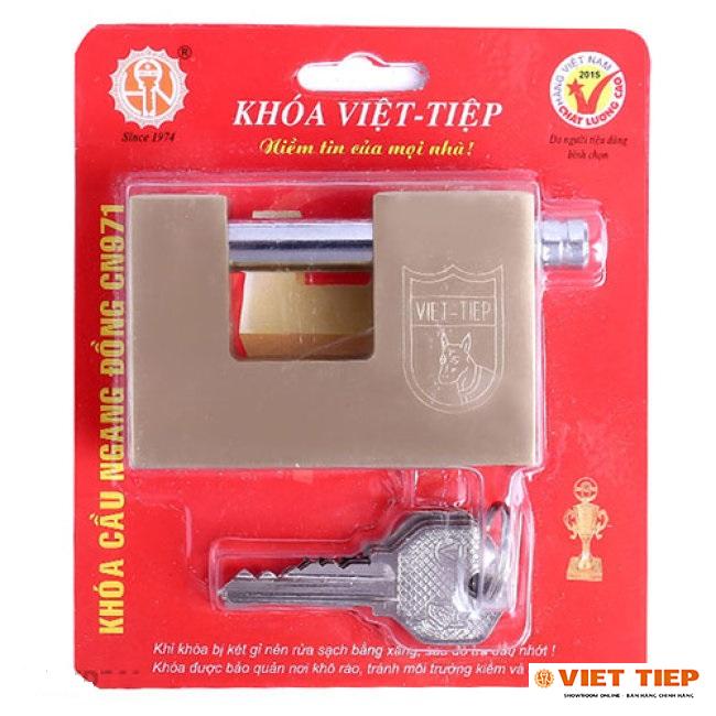 Khóa Việt Tiệp cầu ngang đồng CN971