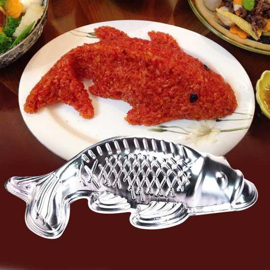 Khuôn xôi/thạch cá chép nhỏ
