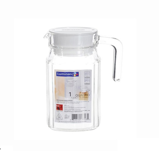 Bình nước cài cánh tủ Luminarc 500ml