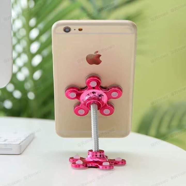 Giá đỡ điện thoại hình bông hoa