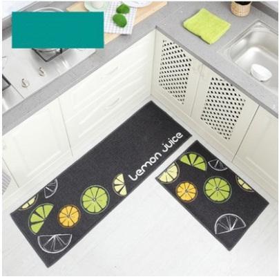 Bộ thảm lau chân nhà bếp chống trượt