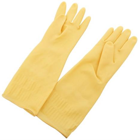 Găng tay cao su Cầu Vồng dài
