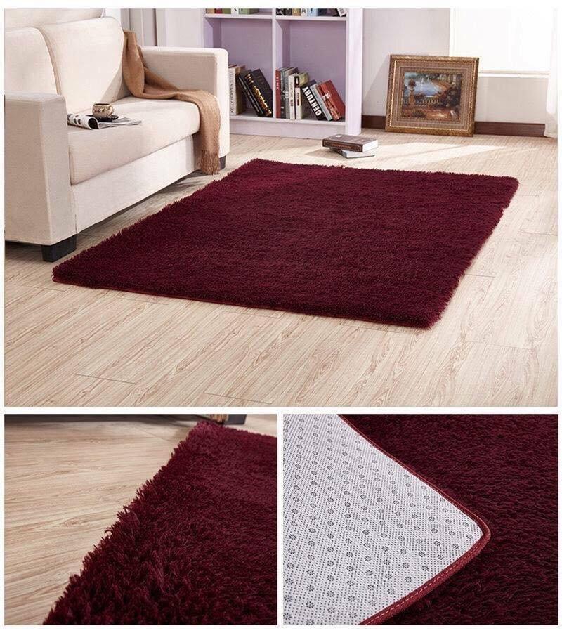 Thảm lông trải sàn 1m6x2m