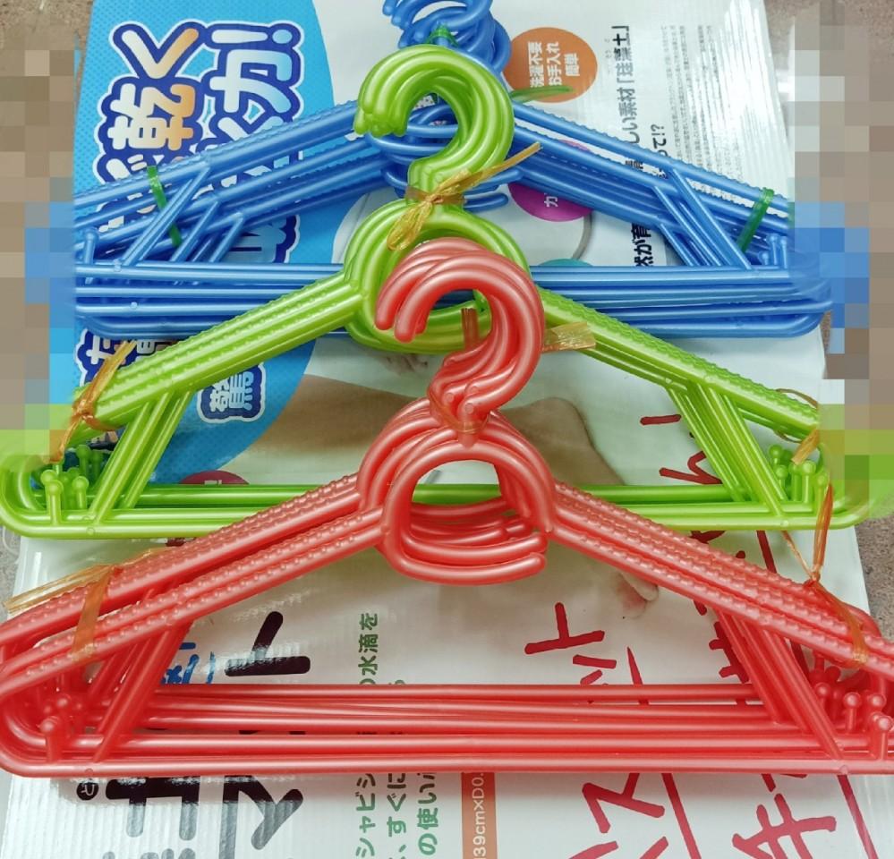 10 móc nhựa người lớn