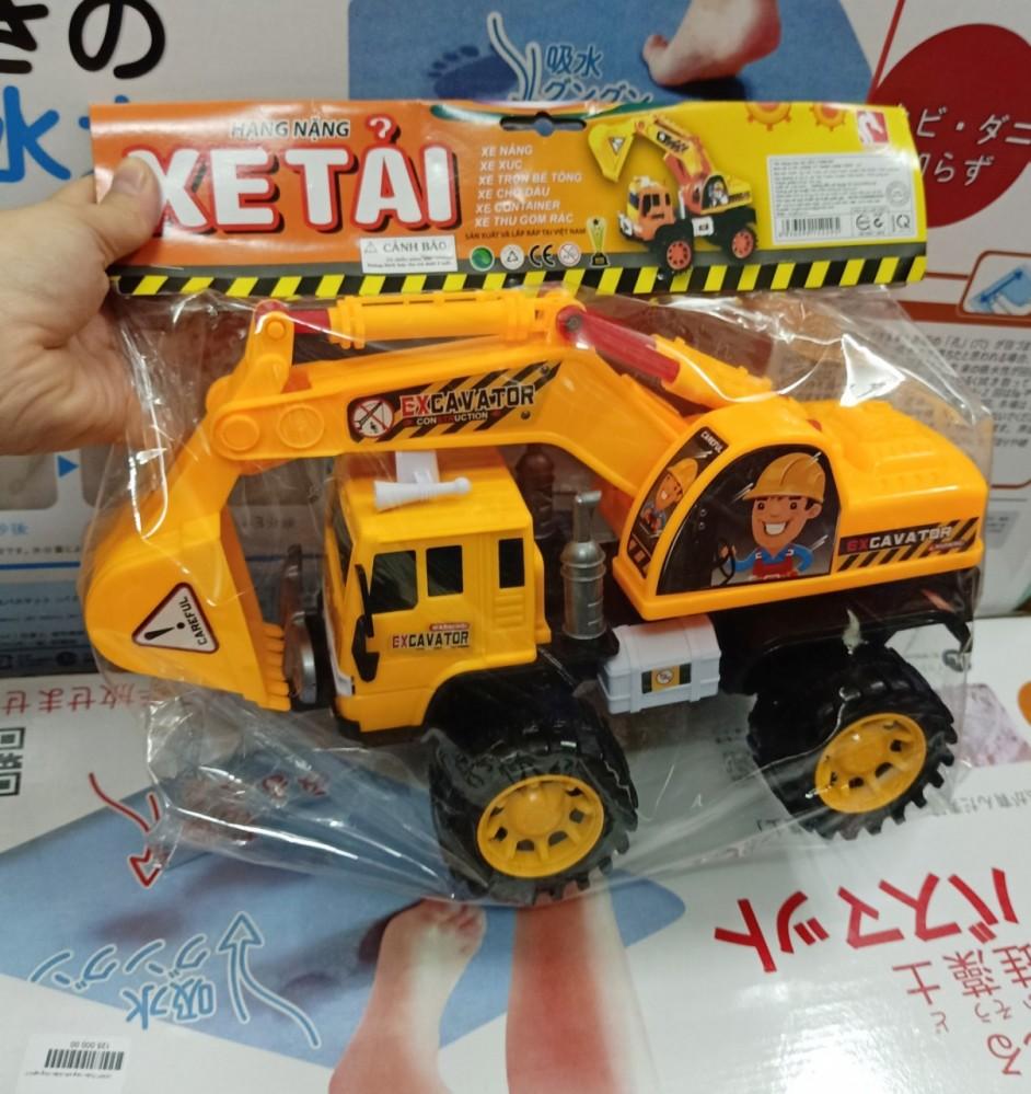 Xe tải - xe cẩu