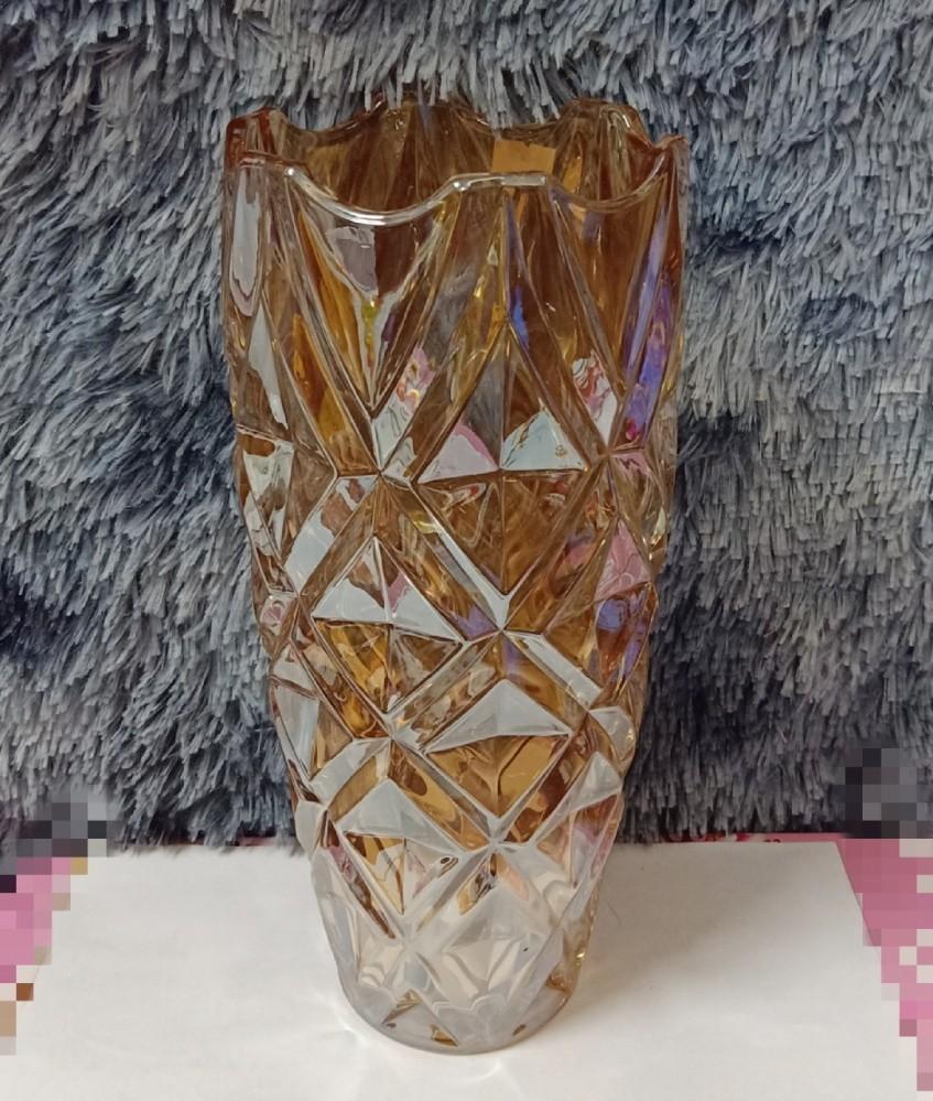 Lọ hoa 30cm vàng 1703V