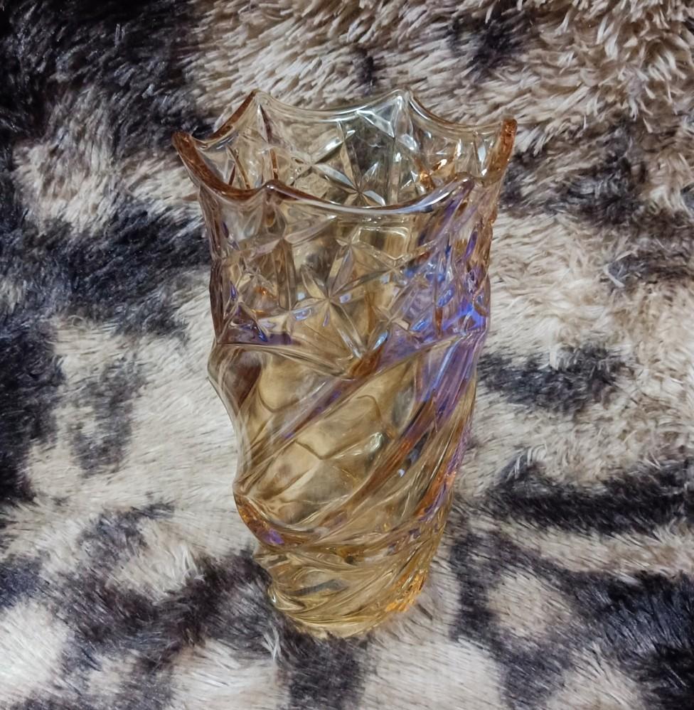 Lọ hoa 30cm vàng 003V