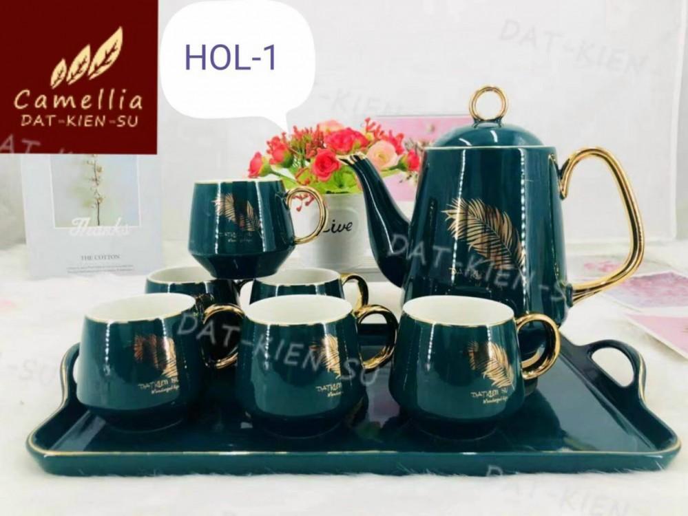 Bộ cốc cao uống nước cao HOL-1